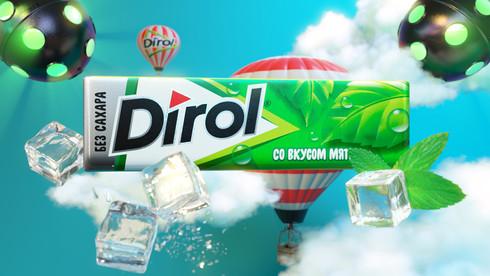 "Dirol ""Party Runner"""