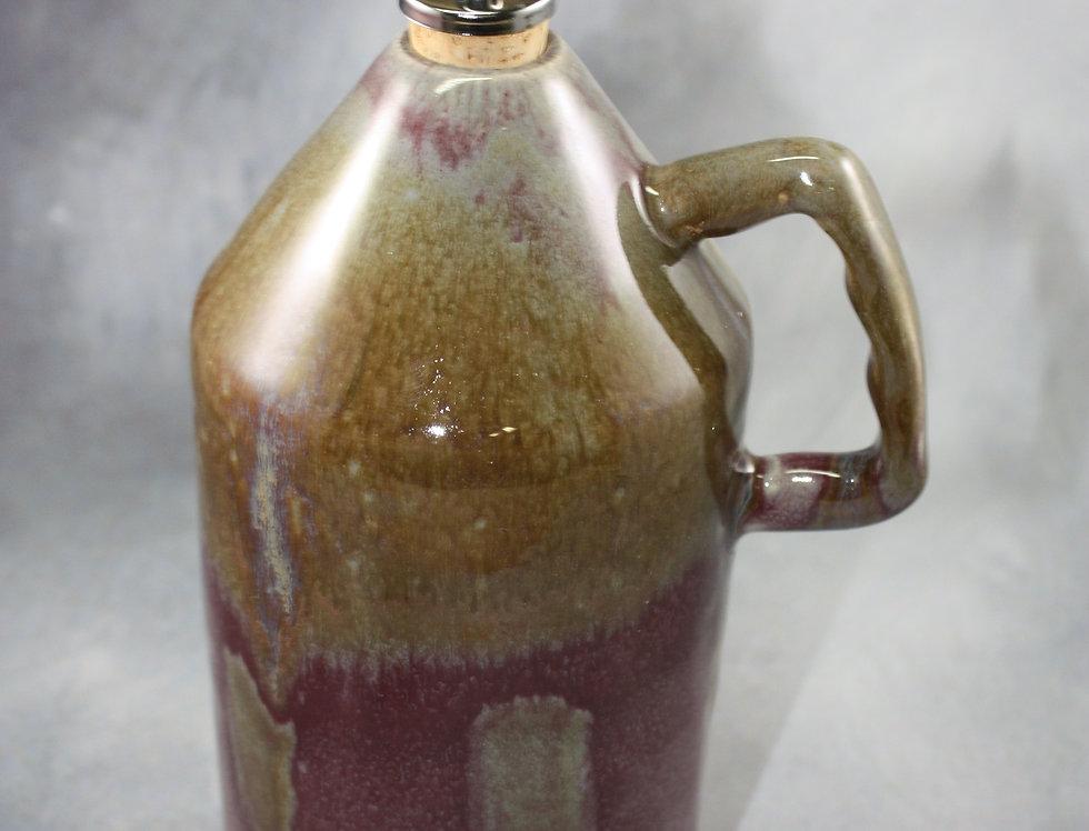 Oil/Vinegar Bottle w/ SS Pourer