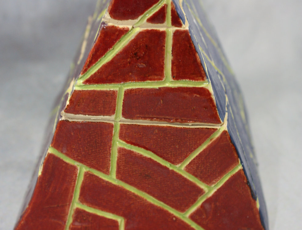 Geometric Triangular/Rectangular Box