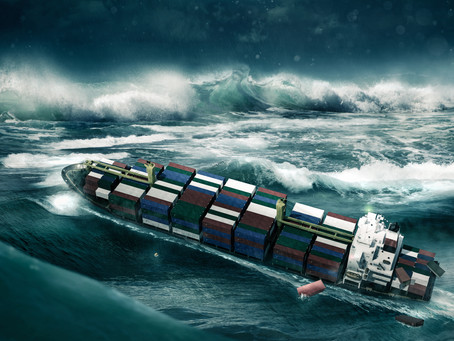 Q3 felt like a Container Ship in a Hurricane