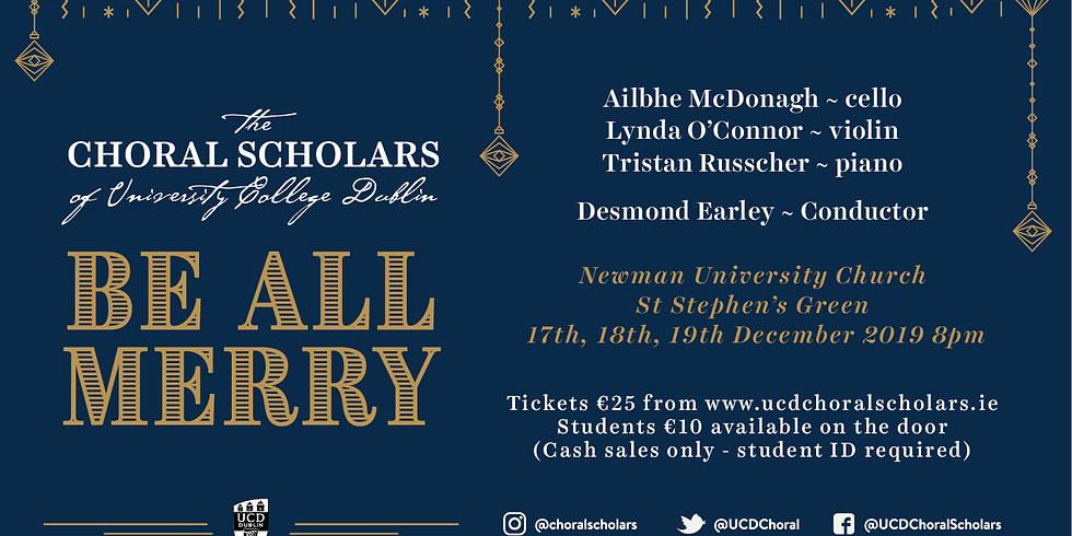 Be All Merry: Student 19th