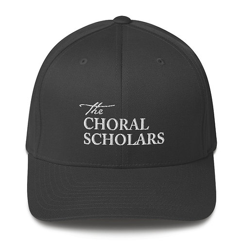 Choral Scholars Structured Twill Cap