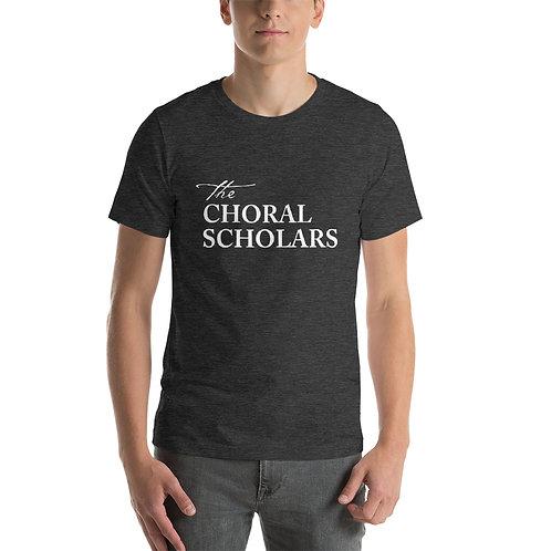 INTERNAL 2019/20 Choral Scholars Short-Sleeve Unisex T-Shirt
