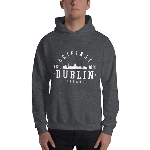 DUBLIN Skyline Unisex Hoodie