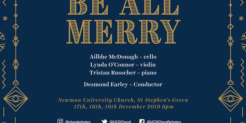 Be All Merry: Tuesday