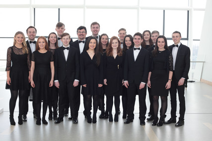 The Choral Scholars of University Colleg