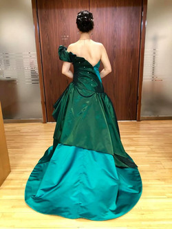 ドレス提供・TOKYO  IGIN