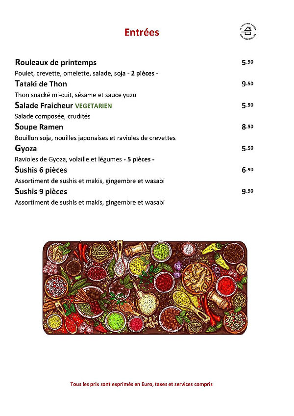 Menu Carte TIA 2020-07-01 - RESTAURANT_P