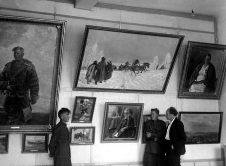 """Статья """"Творческое наследие Г.Г. Ликмана в 1940-1980-е годы""""."""
