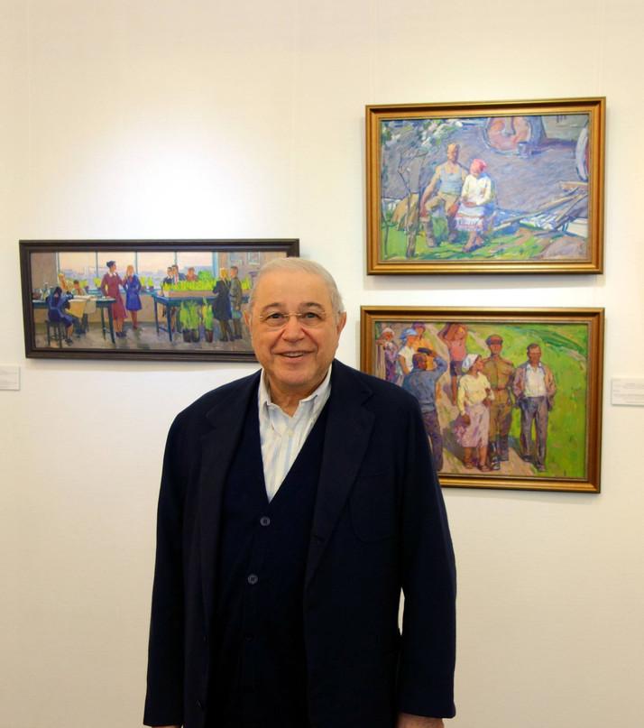 Коллекционер Евгений Петросян.
