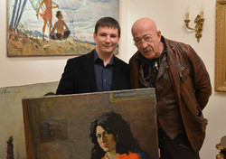 Григорий Гапонов Gaponov Art