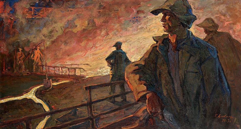 Ликман Григорий Густавович(1904-1991)