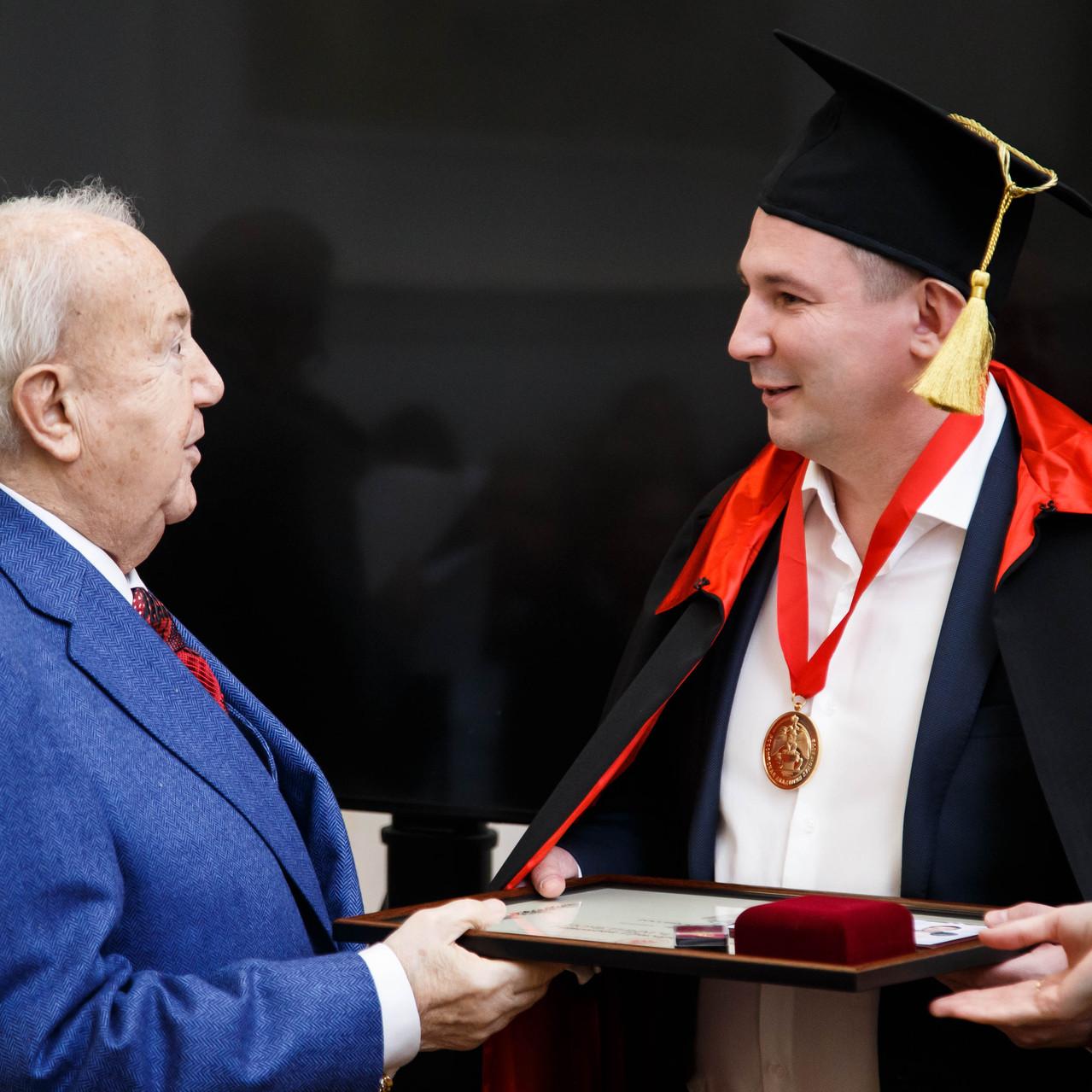З.К. Церетели и Г.А. Гапонов