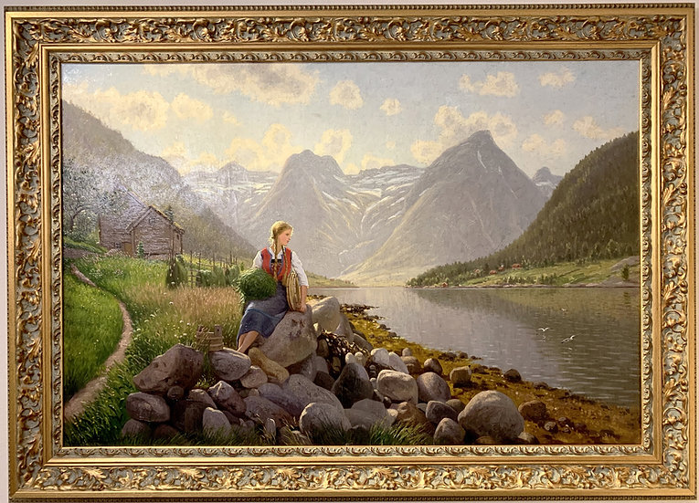 Эмма Пастор Норманн 1871-1954