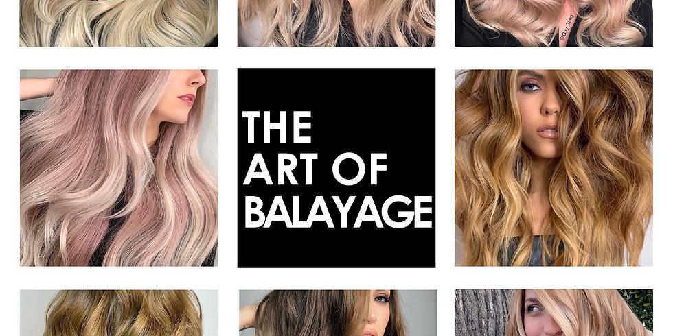 The ART of Balayage di Guy-Tang