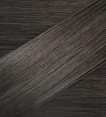 Dark Brown Hair Sample