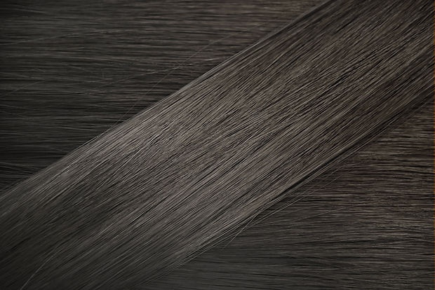 Dark Brown Hair Sample