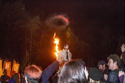 Fire Fall 2015 - Hollow Bones Photography