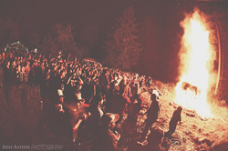 Fire Fall 2012 - Jesse Rather Photography