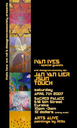 Deep Groove Society Special Event