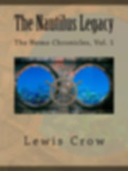 The Nautilus Legacy book cover