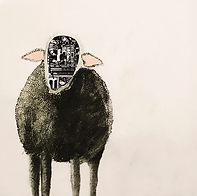 東京の羊.JPG