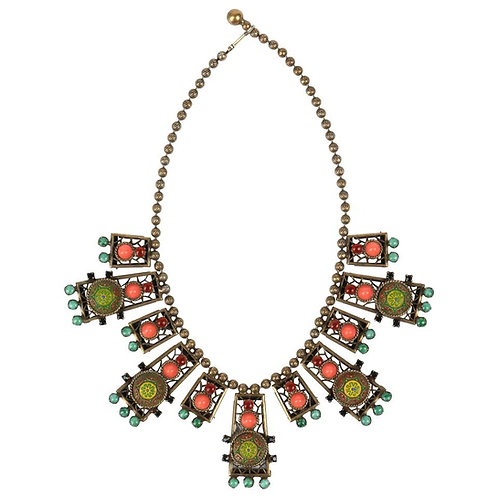 "Juliana D&E ""Moroccan Matrix"" Necklace"