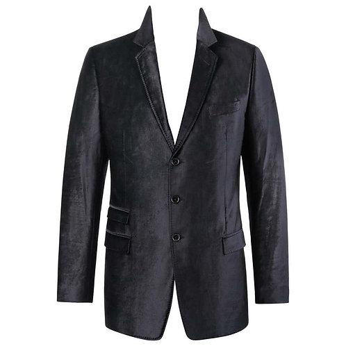 Dolce & Gabbana Velvet Blazer Jacket