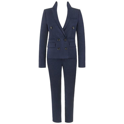 Gucci 2pc Linen Suit