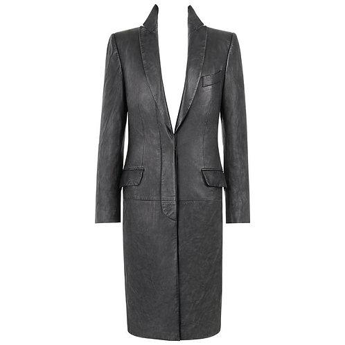 """Alexander McQueen """"Joan"""" Overcoat"""
