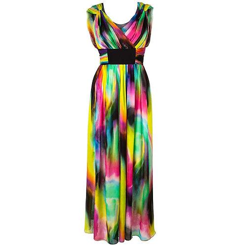 Dolce & Gabbana Tie Dye Dress
