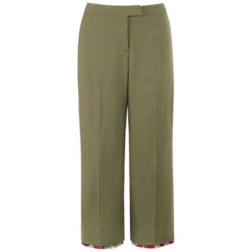Alexander McQueen Capri Trousers