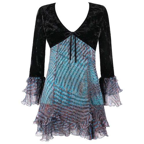 Alexander McQueen Babydoll Dress