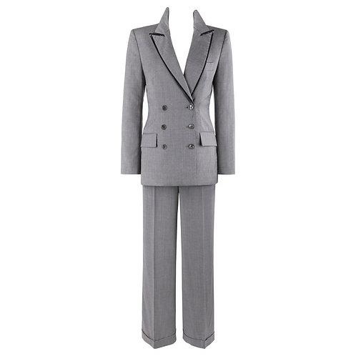 Alexander McQueen Jacket Pant Suit