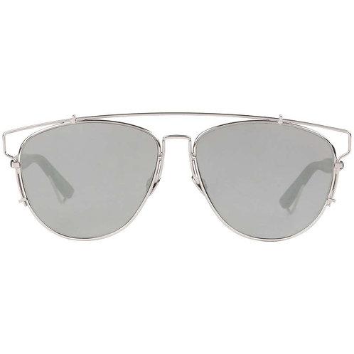 "Christian Dior ""Technologic"" Mirrored Sunglasses"