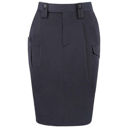 Gucci Tom Ford Silk Pencil Skirt