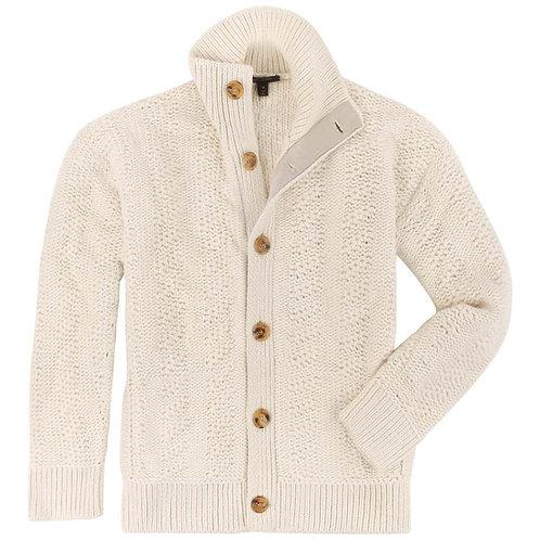 Louis Vuitton Heavy Knit Cardigan Sweater