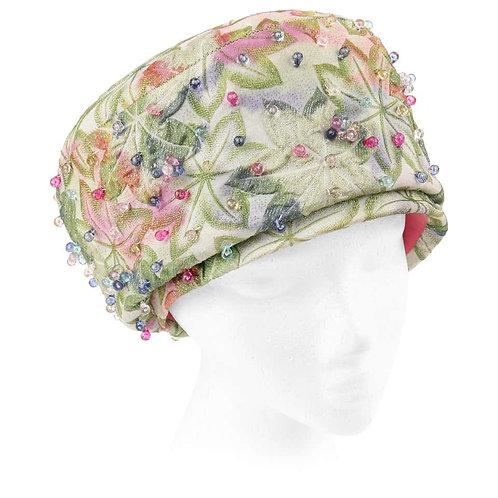 Christian Dior Chapeaux Jacquard Hat