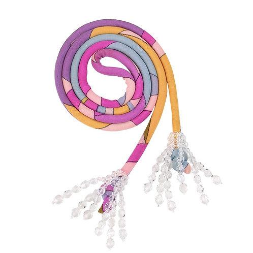 Emilio Pucci Tassel Belt Necklace