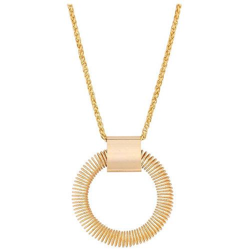 Versace Ugo Correani Modernist Necklace