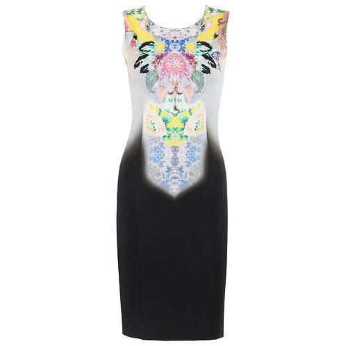 Etro Floral Kaleidoscope Dress