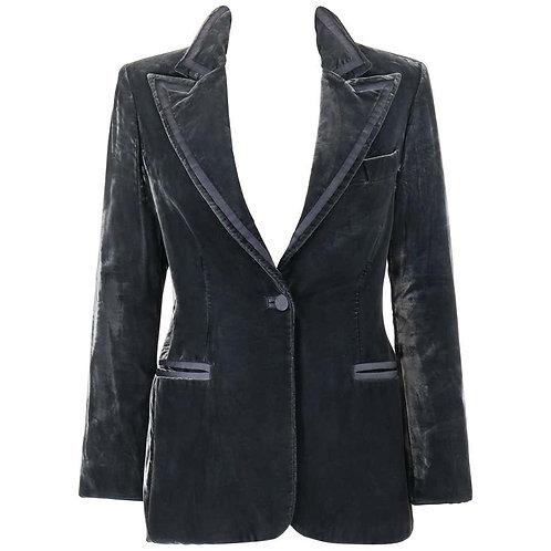 Gucci Tom Ford Velvet Tuxedo Jacket