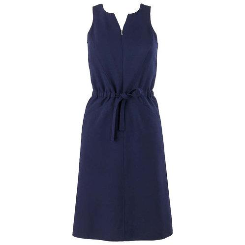 Courreges Wool Shift Dress