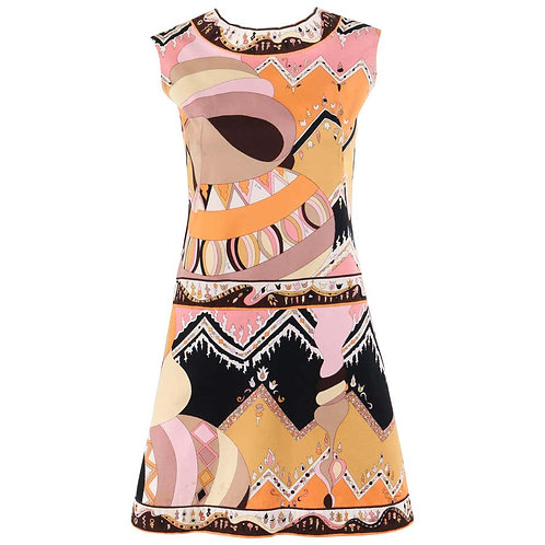 Emilio Pucci Op Art Dress