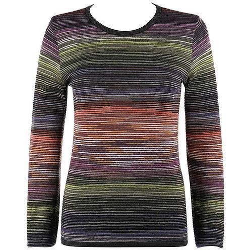 Missoni Sport Wool Knit Top