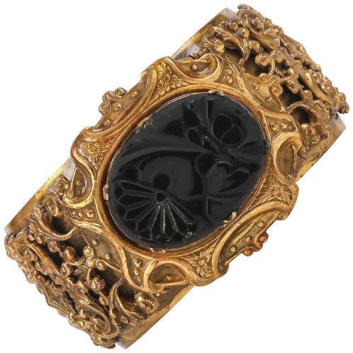 Victorian Revival c.1930's Bracelet