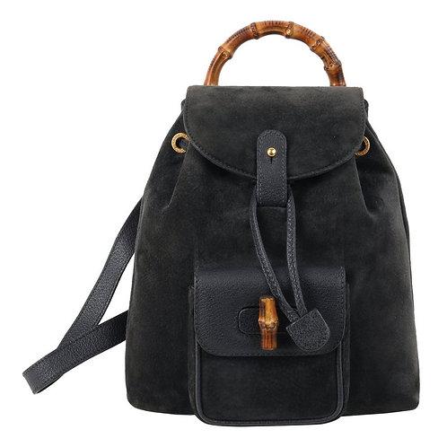 Gucci Mini Drawstring Backpack