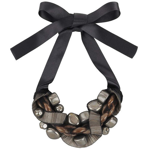 Oscar De La Renta Bib Necklace