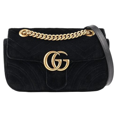 "Gucci ""GG Marmont Mini"" Handbag"