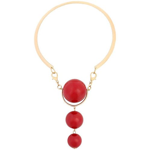 Versace Ugo Correani Modernist Necklace